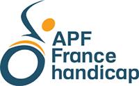 apf france handicap logo