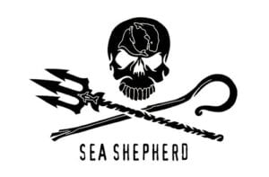 logo sea shepherd take care