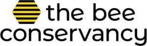 logo the bee conservancy