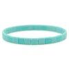bracelet perles plates lifeguards